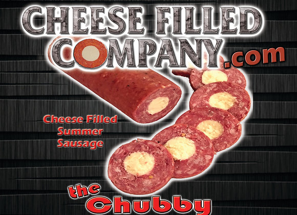 Roasted Garlic Chubby (Summer Sausage)