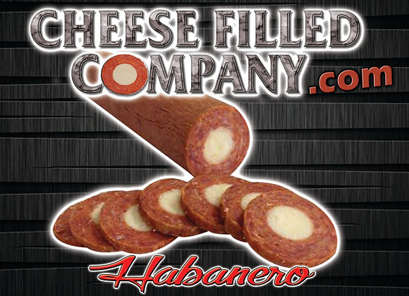 Habanero Cheese Filled Pepperoni