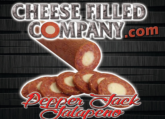 Pepper Jack Jalapeno Cheese Filled Pepperoni