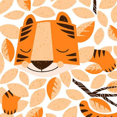 Dors bien petit tigre