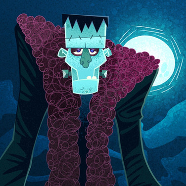Frankenstein - Au coeur de son ouvre