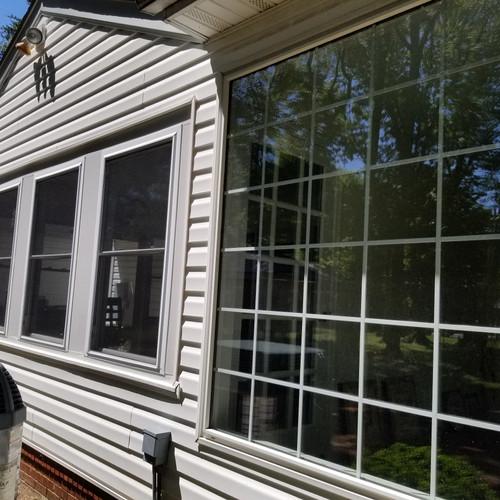 Fredicksburg Window