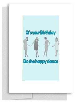 Birthday Card - Item #312