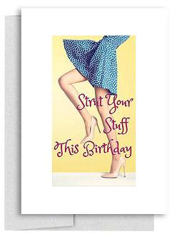 Birthday Card - Item #337