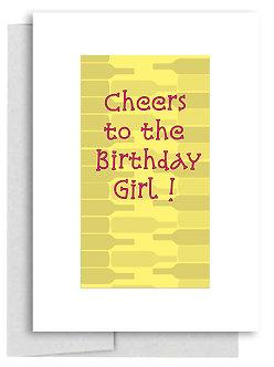 Birthday Card - Item #311