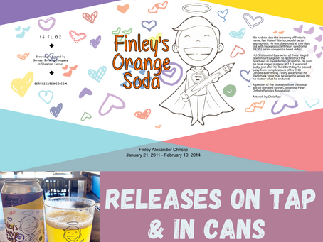 Finley's Orange Soda releases Jan. 21