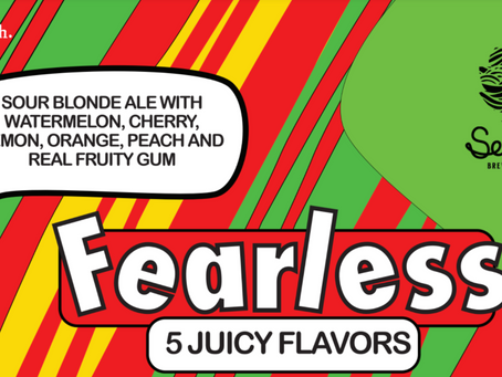 261 Fearless Fundraiser + Beer Release on Sept. 10