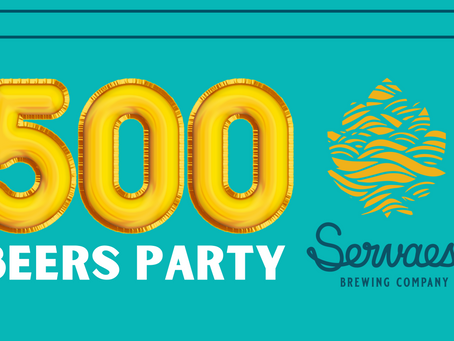 500 Beers Party set for July 31