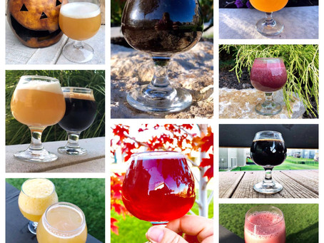 Beer Styles to Expect