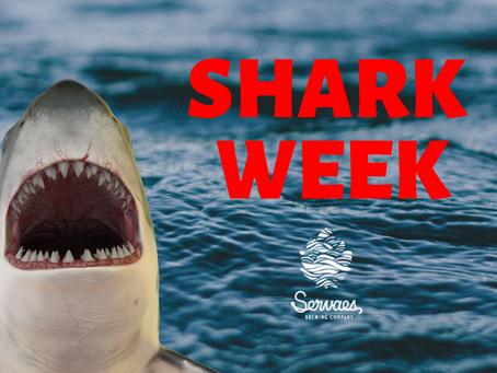 Shark Week releases drop July 16