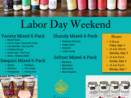 Labor Day Weekend releases