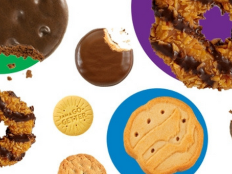 Girl Scout Self-Guided Beer & Cookie Pairing set for Feb. 20