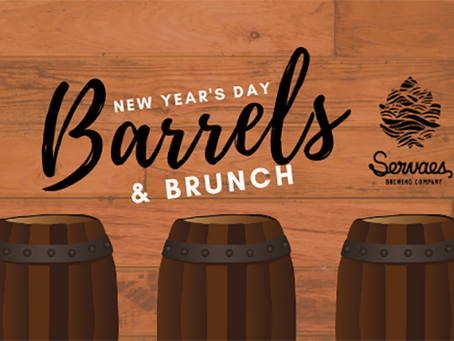 New Year's Day Barrels & Brunch