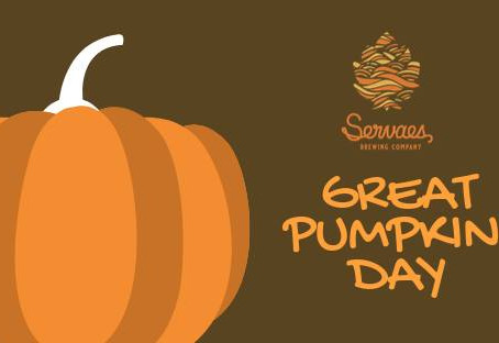 Great Pumpkin Day returns Saturday!