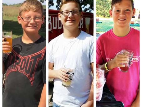 Meet the Servaes family: Aaron