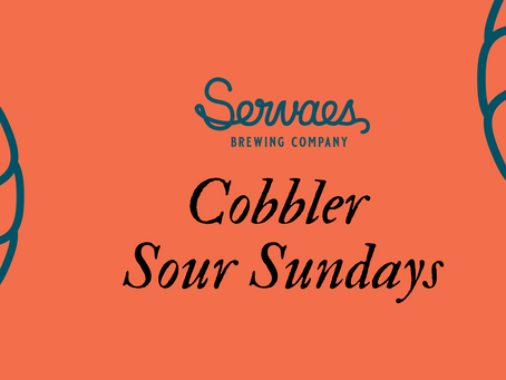 Cobbler Sour Sundays kick off Sept. 13