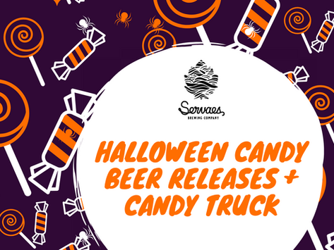 Halloween Candy Party + Candy Truck on Oct. 30