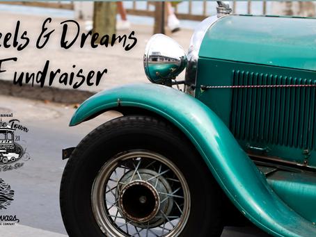 Wheels & Dreams Fundraiser + Beer Release on Aug. 27