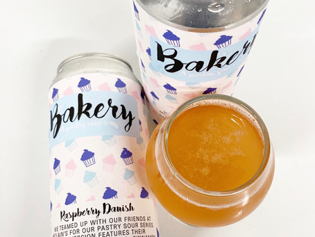 New Bakery pastry sour series