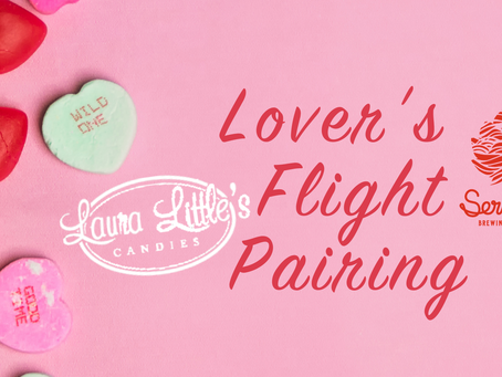 Lover's Flight: Self-Guided Beer & Truffle Pairing