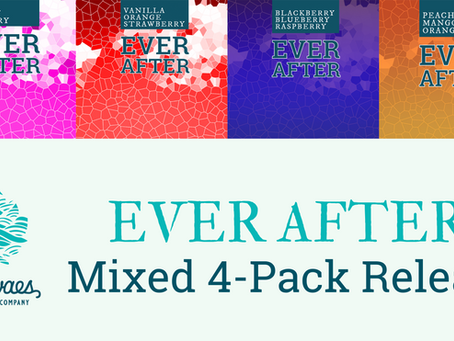 Ever After mixed 4-packs release Friday!