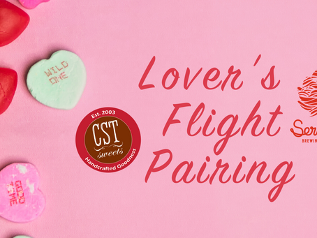 Lover's Flight: Self-Guided Beer & Chocolate Pairing