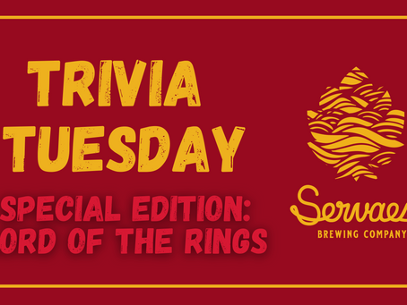 Special Edition Trivia: The Lord of the Rings on Sept. 28
