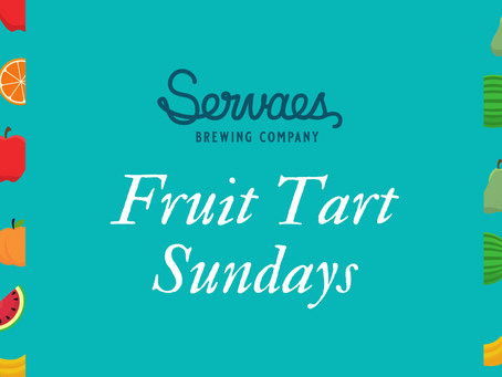 Fruit Tart Sundays for spring