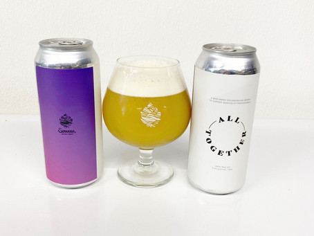 All Together beer releases April 29