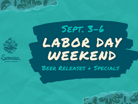Labor Day Weekend beer releases + specials