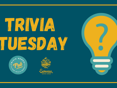 Tuesday Trivia begins July 6!