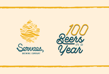 Celebrate 100 Beers in a Year with Us!