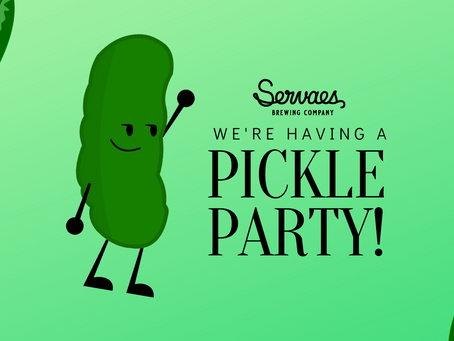 We're having a Pickle Party!