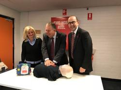 Kilburn Defibrillator Presentation