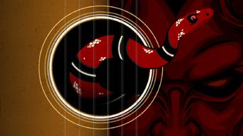 A viola, a cobra coral e o pacto com o diabo