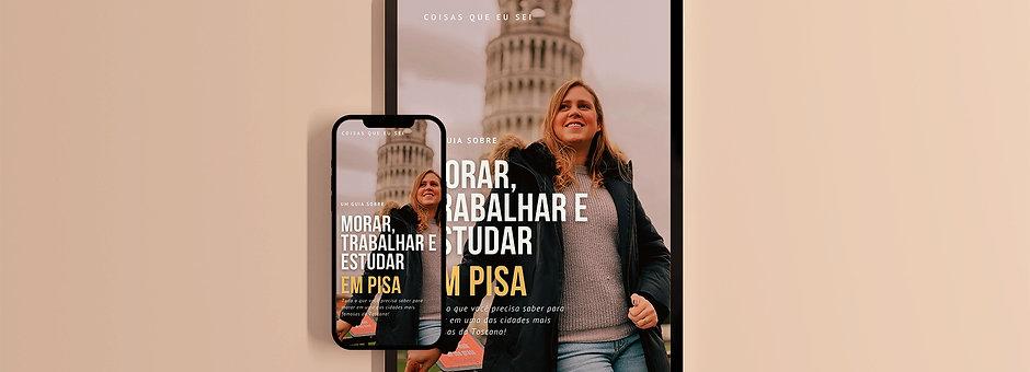 Guia: Morar, trabalhar e estudar em Pisa