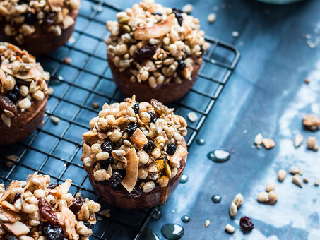 Muffins For Breakfast?