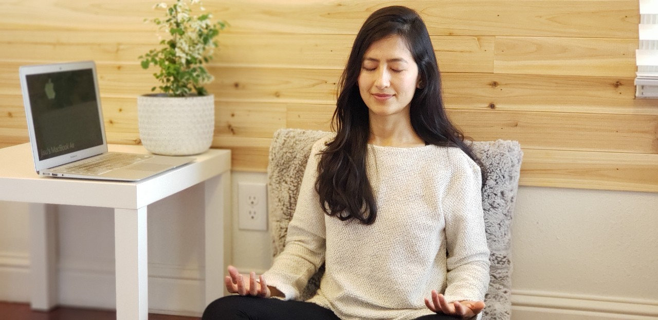 [Online] Free 1-on-1 Intro to Meditation