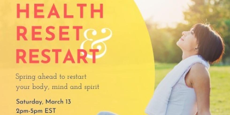 Health Reset & Restart Retreat