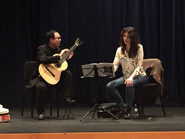 performed my Passacaglia for Laura Snowden