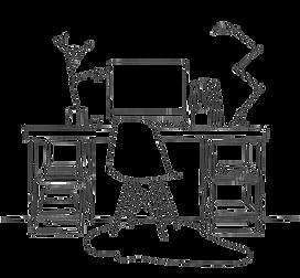 The Nomad Creative Desk