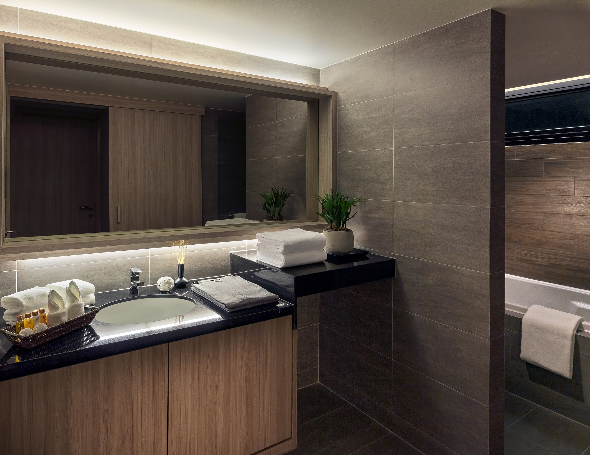 One Bedroom Executive B - Bathroomresized