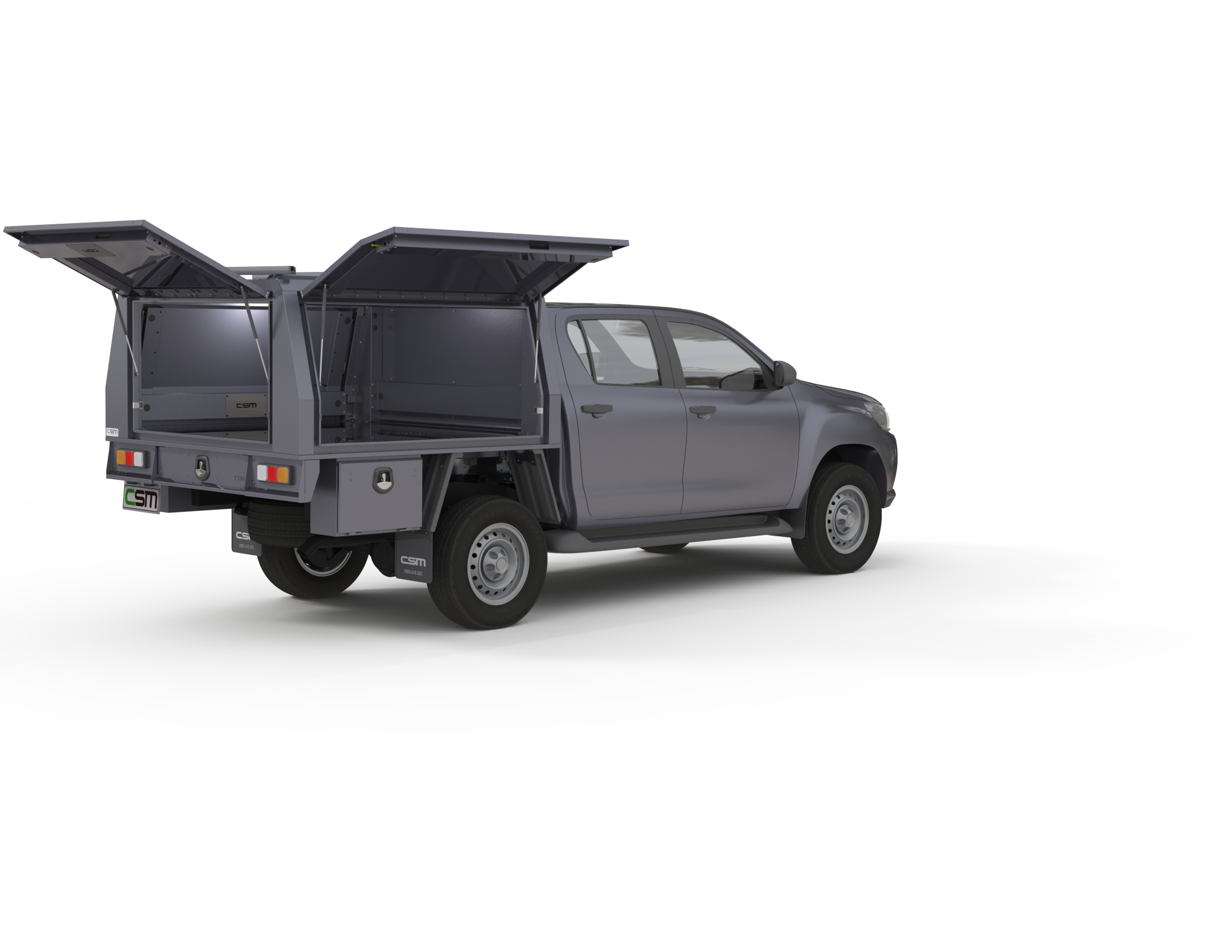 Grey Nomad