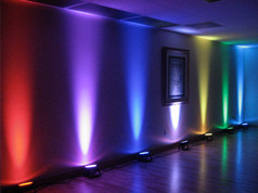 nashville wedding lighting