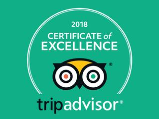 Iaorana Tahiti Expeditions récompensé grâce à vous !