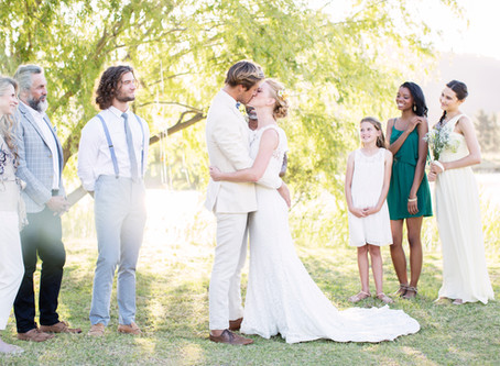 Is an Outdoor Wedding Right for You?