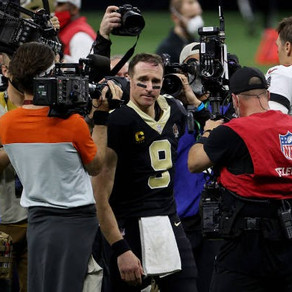 Brady and the Bucs surge past Brees and the Saints