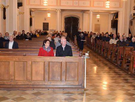 Gottesdienst für Ehejubilare