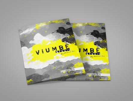Viumbé Studio  Identité Visuelle 2018