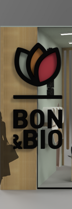 Bon & Bio  Design d'espace